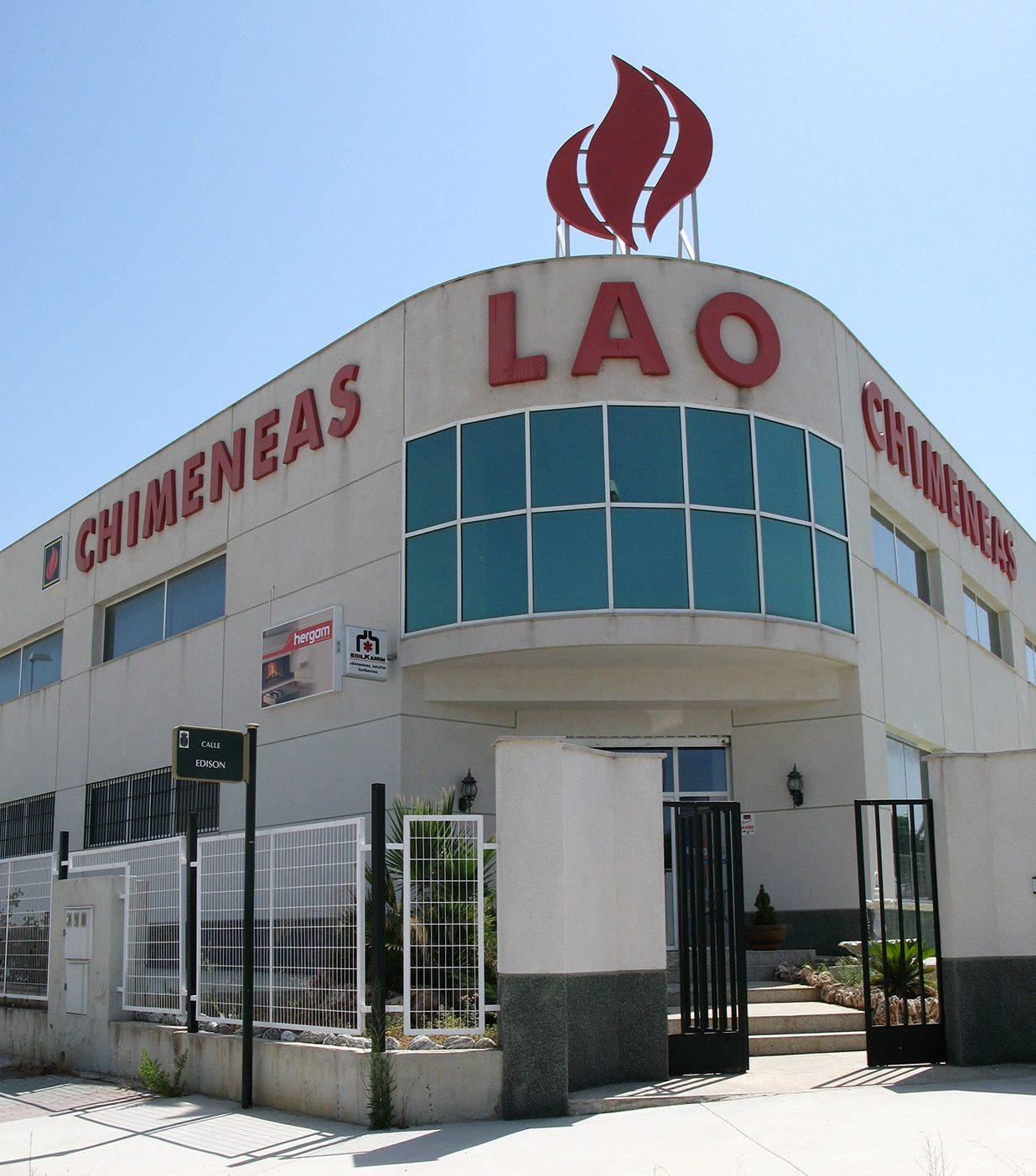 Chimeneas LAO
